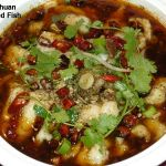 Boiled Fish with Chilli Sauce in Sichuan Style