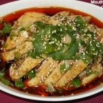 Mouthwatering Chicken with Chilli Sauce in Sichuan Style