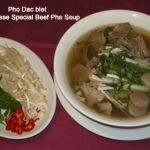 Vietnamese Special Beef Pho Soup (Pho Dac biet)